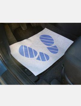 Tapis de sol en papier