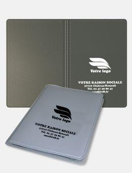 Porte-carte grise Slim