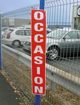 Totem de clôture Occasion