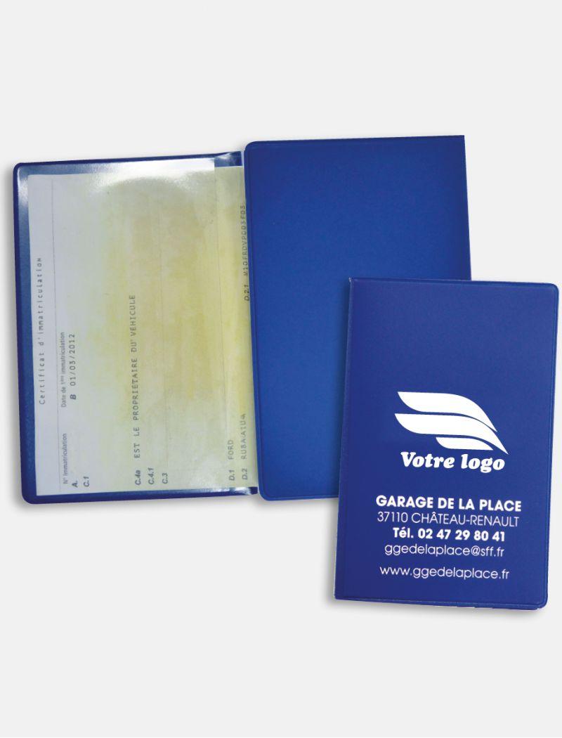 Porte-carte grise Collection Etna
