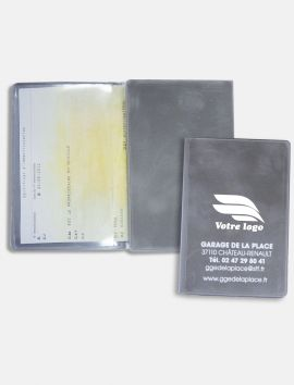 Porte-carte grise Collection Milan