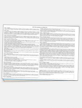 Facture/Ordre de réparation