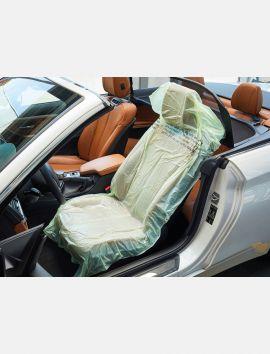 Housse de siège anti-glisse recyclable